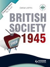 British Society since 1945 (eBook)